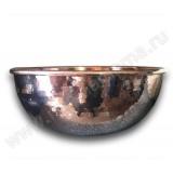Чаша медная-таз, ЕМ-9, 17 л, диаметр 45 см, высота 20 см.