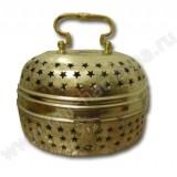 Ларец для хранения принадлежностей для хамама.