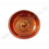 Чаша цвет медь ЧМ-4, 16 см.