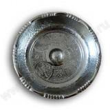 Чаша цвет серебро ЧМ-1, 20 см.
