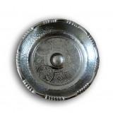 Чаша малая серебро ЧМ-5, 16 см, 0,5 л,