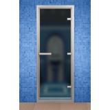 Дверь для хамама 690*1890 мм, стекло сатин