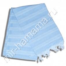 Пештемаль полоса Голубой