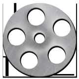 Элемент крепежа (шайба) из нержавеющей стали для монтажа панелей