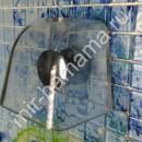 Защитная крышка паровой форсунки SAWO STP-COV с отверстием для подачи ароматизатора