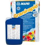 Клей  Mapei Granirapid (2-компонентный) А+B белый, 28 кг