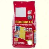Затирка LITOCHROM 1-6 белый С.00 2 кг