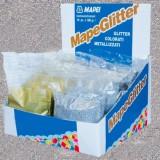 Блестки для затирки Mapei Mapeglitter №201 Silver (серебро) 0,1 кг.
