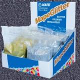 Блестки для затирки Mapei Mapeglitter №202 Burnish (серый) 0,1 кг.