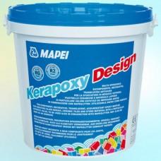Затирка швов эпоксидная Mapei Kerapoxy Design №700 (прозрачный) 3 кг.