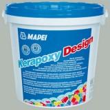 Затирка швов эпоксидная Mapei Kerapoxy Design №111(702) (серебристо-серый) 3 кг.