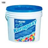 Клей-затирка швов эпоксидная Mapei Kerapoxy №100 10 кг.