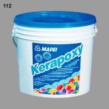Клей-затирка швов эпоксидная Mapei Kerapoxy №112 10 кг.
