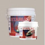 Эпоксидная затирочная смесь STARLIKE, С.220 Silver (Светло-серый), 2,5 кг