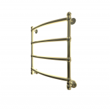 Водяной полотенцесушитель 600х400 Ретро Bronze de Luxe (Бронза)