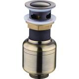 Сифон бронзовый MagDrain POP02-Q (д.45, бронза, магнитный клапан)